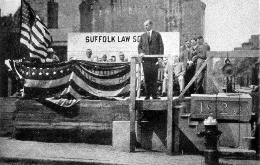 Suffolk Law Federalist Society